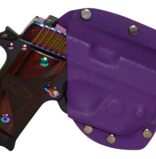 "THE ""HOT ROD"" CENTER CONSOLE HOLSTER -"